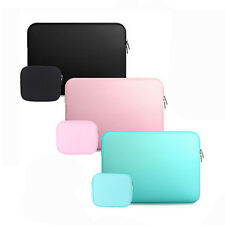 Laptop Sleeve Pouch Neoprene Bag Case Cover for Macbook 11.6'' Air Pro 13'' 15''