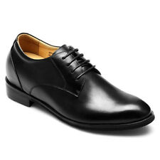 "2.95"" Height Increasing Shoes Tall Men Shoes Oxfords Elevator Shoes CHAMARIPA"