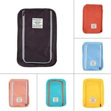Portable Nylon Travel Outdoor Home Tote Laundry Shoe Pouch Storage Bag