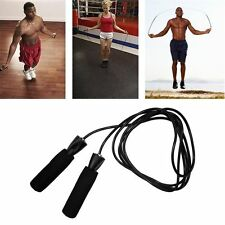 Aerobic Exercise Boxing Skipping Jump Rope Adjustable Bearing Speed Fitness FE