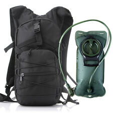 2l-3L Water Bladder Bag Hydration System Backpack Sports Pack Hiking Camping TPU