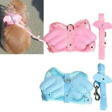 Adjustable Lovely Angle Wing Harness Nylon Leash Lead Strap