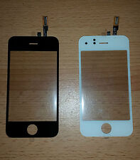 iPhone 3GS touchscreen outer glass LCD screen lens digitizer OEM lens NEW