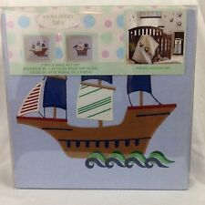 Laura Ashley Baby Pirate Adventure - 2 piece Wall Art Set