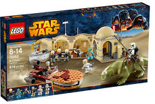 LEGO Star Wars Mos Eisley Cantina (75052) new, sealed, complete, retired