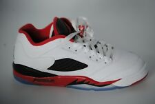 Nike air jordan 5 retro low (GS) Youth basketball shoes 314338 101 sizes 4-6