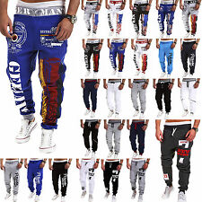 Men's Casual Training Sport Pants GYM Jogging Jogger Trousers Bottoms Sweatpants