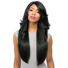[Lace Wig] Sensationnel Empress Synthetic Hair Custom Lace Wig - Perm Wedge-New