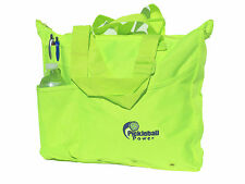 "PICKLEBALL MARKETPLACE ""Multi Pocket"" Zipper Tote Bag - New/Embroidered"