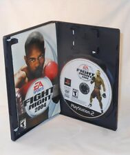 Fight Night 2004 (Sony PlayStation 2, 2004) COMPLETE