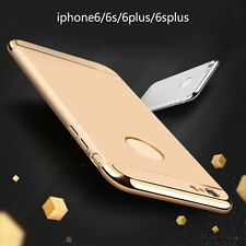 Luxury thin Electroplate Hard Back Case Cover For Apple iPhone 6/ 6s/ 7/ 7 Plus