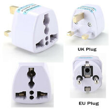 2017 Universal UK US AU EU AC Power Socket Plug Travel Charger Adapter Converter