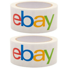 Official eBay Branded BOPP Packaging Tape - Packing & Shipping Supplies