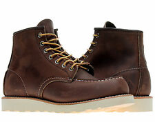 Red Wing Heritage 8880 6-Inch Classic Moc Toe Bourbon Men's Boots 08880