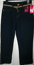 LEE Ladies CLASSIC FIT Denim Capris - NWT