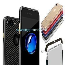 Luxury Screwless Slim Metal Cleave Frame Bumper Case Cover for Apple iPhone 7