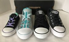 New Converse All Star Textile Lace-Up Girls/Women's Sneakers Shoes- Choice