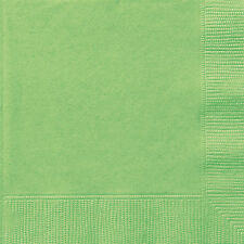 Lime Green Coloured Party Supplies Tableware,Cups Plates Tablecovers,Napkins