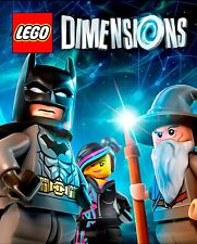 LEGO Dimensions Level Pack Team Pack Fun Pack New in Factory Box