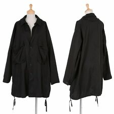 Y's Cotton Shirt Coat Size 2(K-47532)