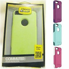 ORIGINAL OtterBox COMMUTER Case iPhone 6 Plus 5/5S Lime Green Purple Pink Teal
