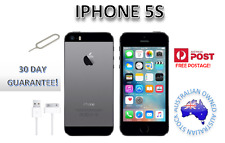 Apple iPhone 5S 16GB 32GB AS NEW-- FAIR CONDITION - UNLOCKED AU STOCK + WARRANTY