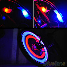 Bright Bike Bicycle Cycling Car Wheel Tire Tyre LED Spoke Light Lamp Finest