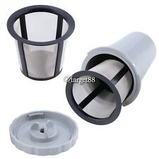 2 Types Replacement Part For KEURIG My K-Cup Reusable Coffee Filter Set UTAR