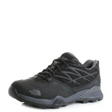 Womens The North Face Hedgehog Hike GTX TNF Black Hiking Shoes Size