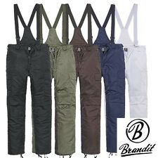 Brandit Men's Thermal Trousers Next Generation Snow Pants Dungarees Winter