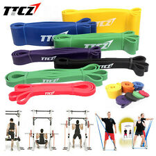 Resistance Loop Bands Exercise Yoga Bands Gym Workout Fitness Training Strength