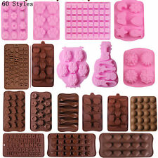 Hot Shapes Silicone Cake Decorating Moulds Candy Cookies Chocolate Baking Mold