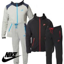 New Nike Mens Hybrid Tracksuit Jogging Trousers Training Top Jacket 2017