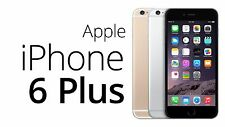 Apple iPhone 6 Plus 5S 16GB 64GB GSM Unlocked Smartphone Gold Gray Silver UTAR