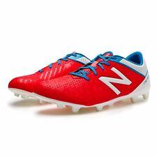 New Balance Mens Gents Football Soccer Visaro Control Firm Ground Boots - Atomic