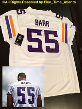 NEW Anthony Barr Minnesota Vikings White / Road Men's Onfield Jersey
