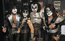 Kiss Trading Card Set - 360 Press Pass (90 cards in Mint Condition)