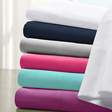 1000TC EGYPTIAN COTTON LUXURY BEDDING ITEMS CALIFORNIA KING SOLID/STRIPED COLOR