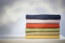 1000TC EGYPTIAN COTTON LUXURY BEDDING ITEMS US KING SIZE SOLID/STRIPED COLOR
