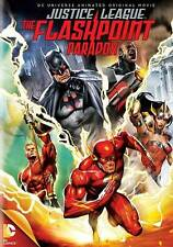 Justice League: The Flashpoint Paradox (DVD, 2013)