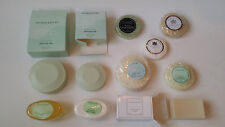 NEW Gilchrist & Soames BAR SOAP Travel Size Spa Therapy OR London Collection NIP