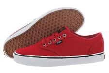 Vans Atwood Chilli Pepper Red VN-0KC414A Canvas Shoes Medium (D, M) Mens