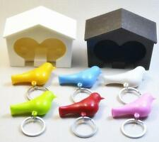 Lover Gadget Home Sparrow Key Ring Holder 1 Pcs Birdhouse New Hook Wall Keychain