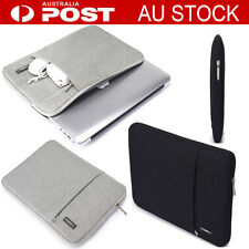 Laptop Tablet Sleeve Case Carry Bag Cover Pouch for Apple HP DELL Acer Sony Acer