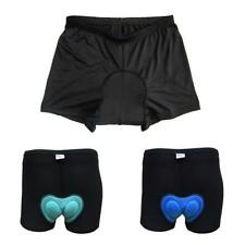 Outdoor Bike Bicycle Cycling Silicone Padded Shorts Pant Underwear Tights Briefs