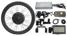 48V 1000W Front Wheel Ebike Conversion Kit with Sine Wave Ctrl Electric Bicycle