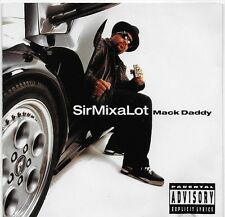 Mack Daddy [PA] by Sir Mix-A-Lot CD 1992 American