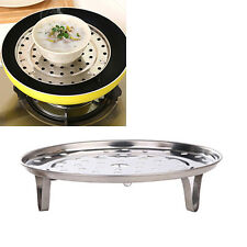 Steamer Rack Insert Stock Pot Steaming Tray Stand Cookware Tool Gracious