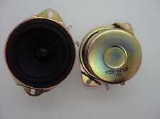 LG 2.5'' 4Ohm 4Ω 10W Full Range Audio Speaker Antimagnetic Shielded Magnetic