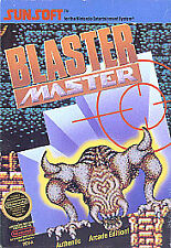 Blaster Master Nintendo NES Game Cartridge Only